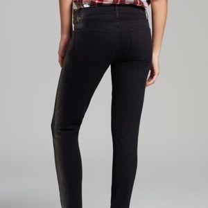 Paige Verdugo Ankle Black Pants - 25